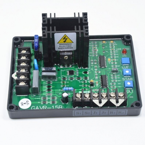 Generator Spare Parts AVR SX440 AVR For Generator Excitation